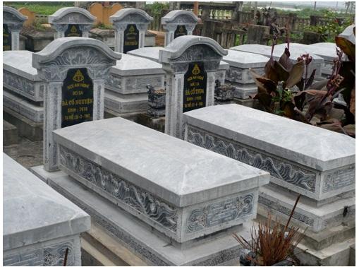 mẫu mộ đá Ninh Bình mới nhất 2016