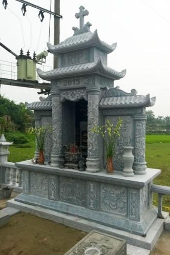 Mẫu mộ đạo đá