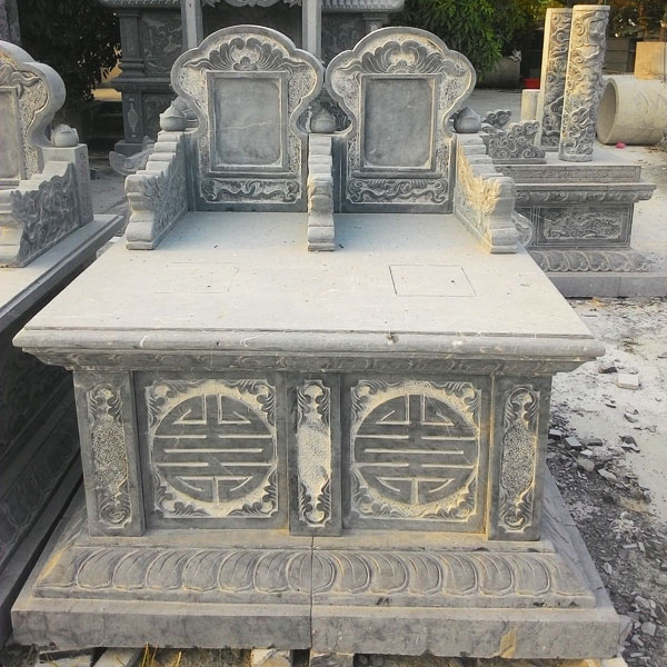 Mẫu lăng mộ đôi đẹp