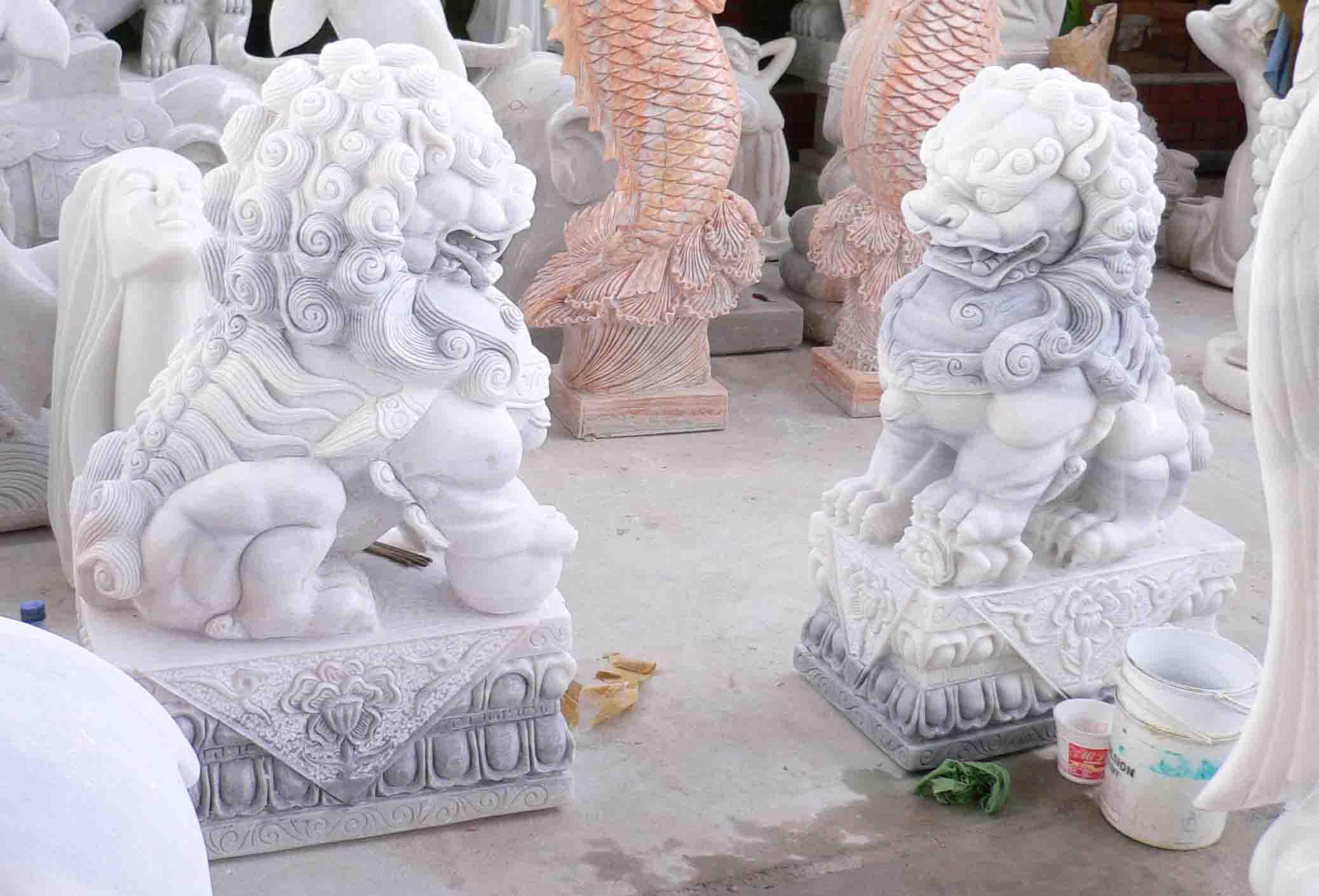 mẫu nghê đá phong thủy tại Ninh Bình