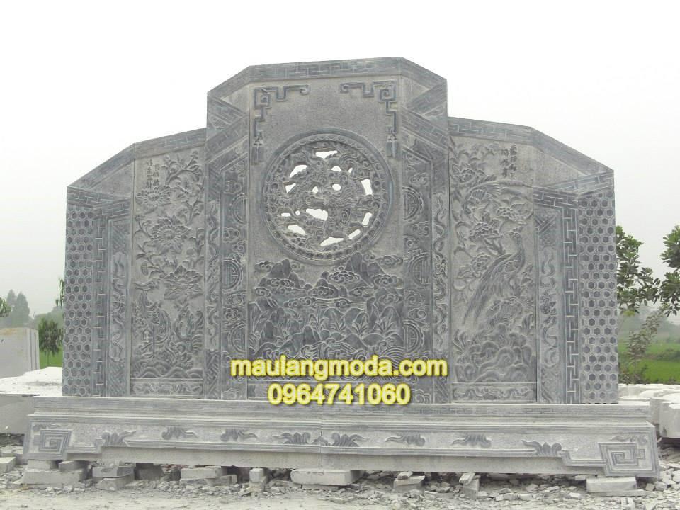 Mẫu cuốn thư đá đẹp Ninh Bình