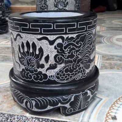 Bát hương đá xanh đẹp nhất chất lượng tốt giá rẻ thiết kế hiện đại