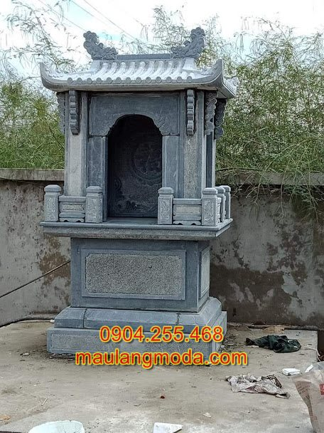 Bàn thờ thiên bằng đá, cây hương bằng đá đẹp, am thờ đẹp, Ý nghĩa của bàn thờ thiên trong văn hoá thờ cúng của người Việt