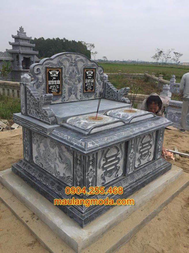 Có nên xây mộ trước cho người còn sống, Xây mộ sẵn,Mộ chờ