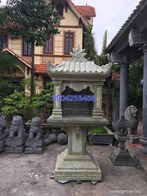 Bàn thờ thiên đá đẹp chất lượng tốt giá tốt thiết kế cao cấp