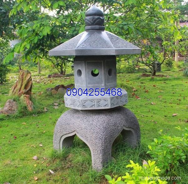 Đèn đá trang trí sân vườn đẹp thiết kế hiện đại giá rẻ
