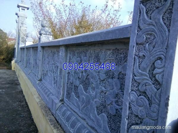Lan can đá mỹ nghệ thiết kế cao cấp chất lượng tốt giá rẻ