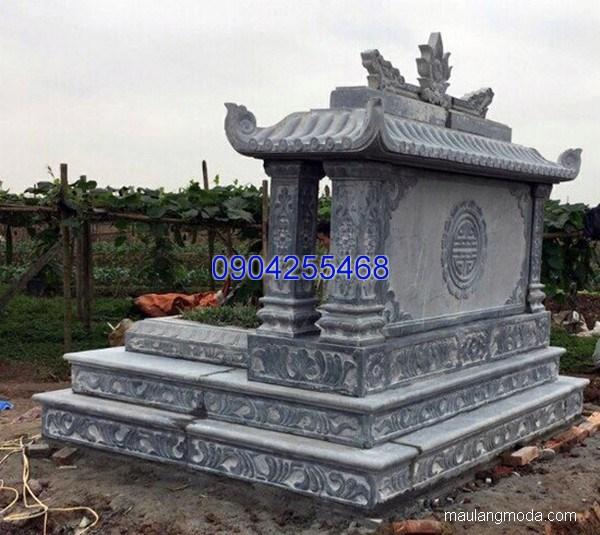 Lăng mộ đá xanh đẹp nhất chất lượng tốt thiết kế cao cấp