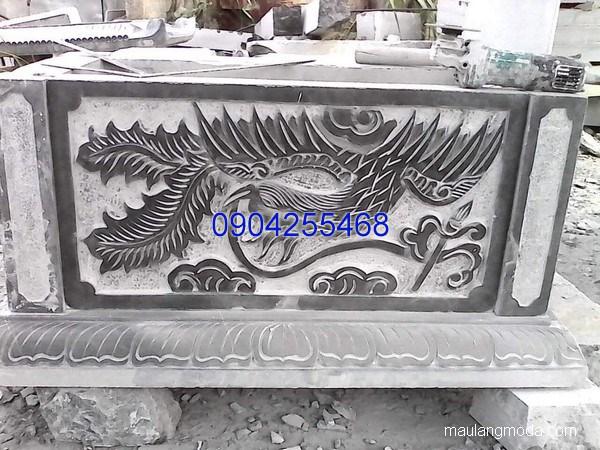 Lư hương đá chạm khắc tinh xảo thiết kế cao cấp giá tốt