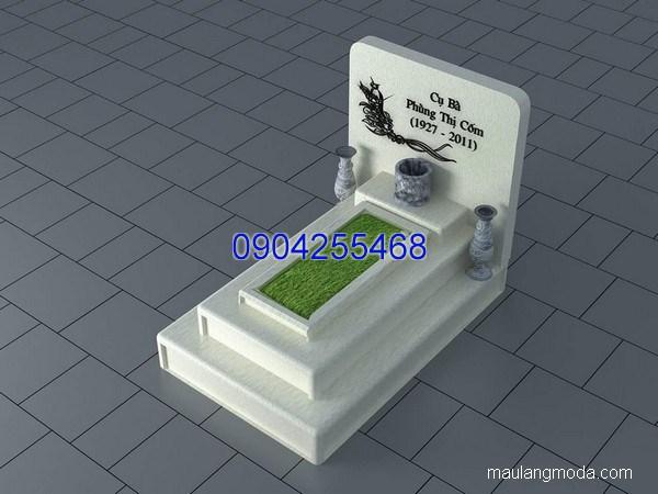 Mẫu mộ đá bành đẹp thiết kế cao cấp chất lượng cao giá tốt