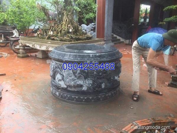 Mẫu mộ đá tròn đẹp hợp phong thủy chất lượng cao giá tốt