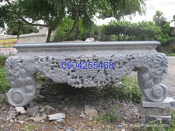 Sập đá khối thiết kế tinh xảo chất lượng tốt giá rẻ