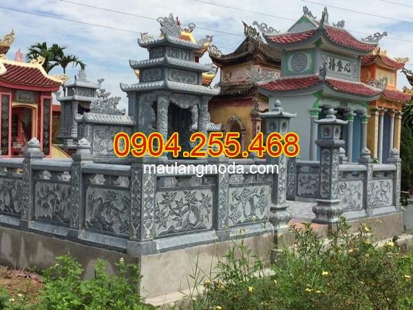 21 mẫu lan can đá đẹp nhất 2019 làm tại Ninh Bình