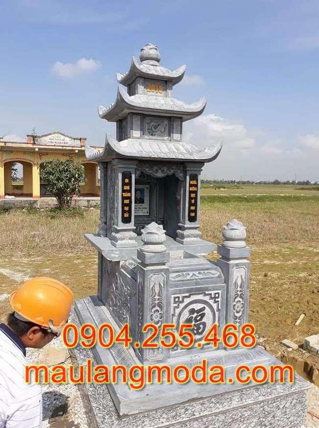 Làm mộ đá hai mái tại Đồng Tháp, làm lăng mộ đá tại Đồng Tháp, làm mộ đá tháp tại Đồng Tháp, làm mộ đá công giáo tại Đồng Tháp