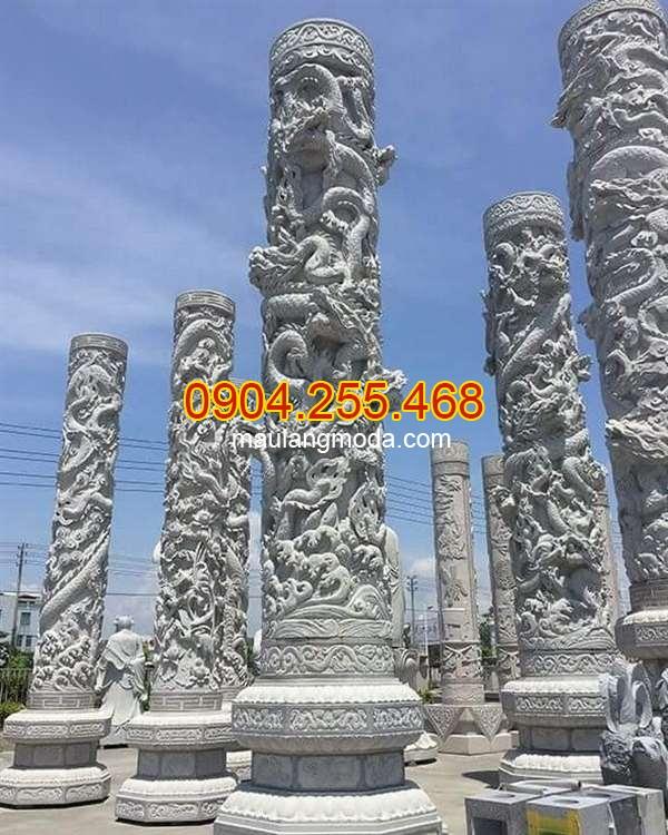 Báo giá cột đá nhà thờ giá cột đá tròn chuẩn nhất năm 2019, giá cột đá