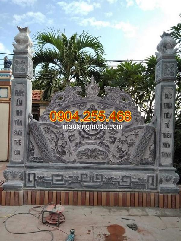 Câu đối hay tại từ đường, Mẫu câu đối hay nhà thờ, Câu đối hay , mẫu câu đối hay trên cổng nhà thờ họ 02