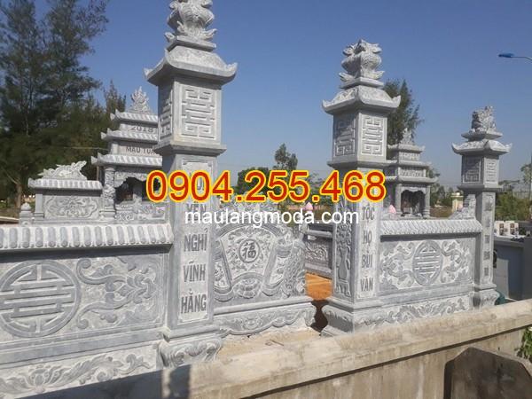 Mẫu câu đối hay ý nghĩa, câu đối hay tại Nghĩa trang , Top 25 câu đối hay và ý nghĩa trên khu lăng mộ đá 04