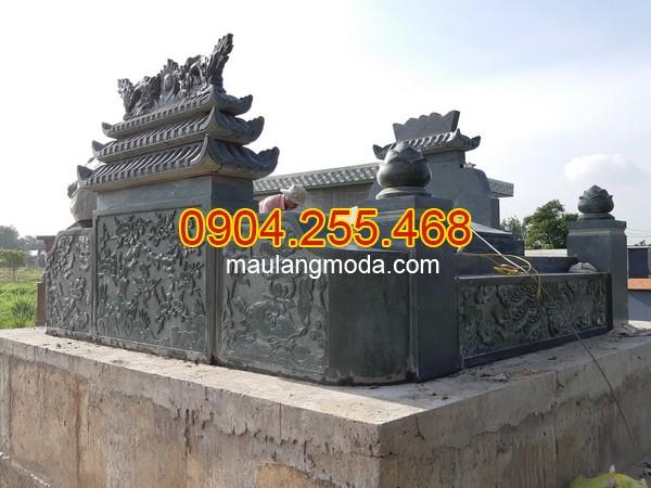 Mẫu mộ đá xanh rêu đẹp tại Củ Chi, lắp đặt mộ đá đôi tại Củ Chi,Lắp đặt mộ đôi đẹp bằng đá xanh rêu tại Củ Chi Thành phố Hồ Chí Minh