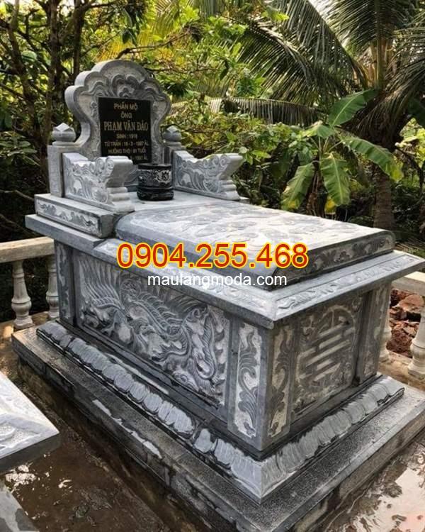 Mộ hậu bành đá đẹp, mộ hậu bành, mộ không mái