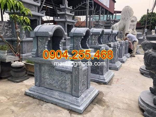 Mộ đá mái vòm, Top 95 mẫu mộ đá một mái đẹp giá rẻ tại Ninh Bình 03