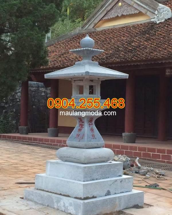 Đèn đá sân vườn, Đèn đá trang trí sân vườn, đèn đá khu biệt thự, Mẫu đèn đá đẹp