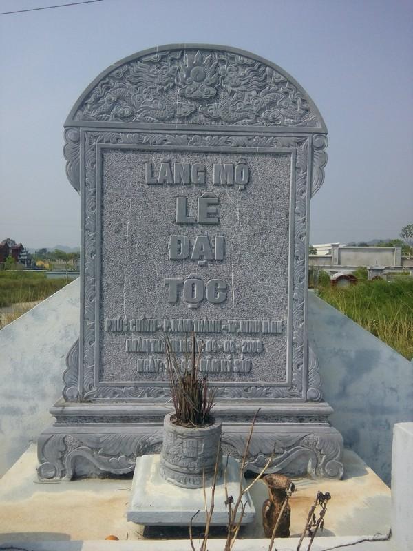 Kích thước bia mộ chuẩn phong thủy là bao nhiêu?