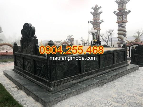 Top 5 lăng mộ đá xanh rêu Thanh Hóa giá rẻ đẹp nhất