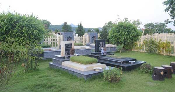 Văn khấn xây mộ, động thổ, khởi công, sửa chữa mộ chuẩn phong thủy