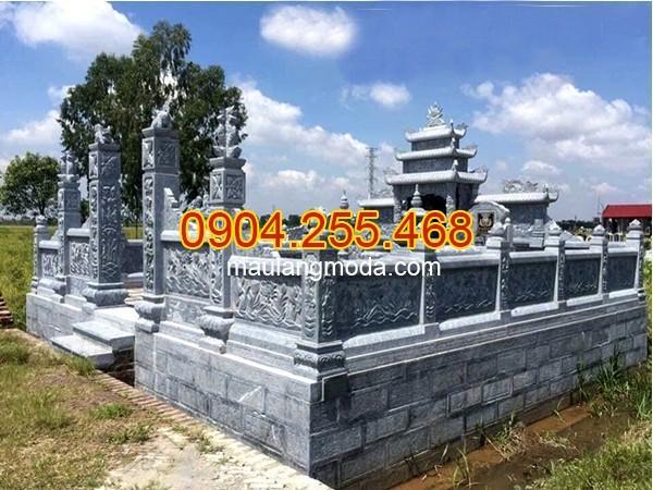 Địa chỉ lắp đặt xây mộ đá tại Hưng Yên uy tín và chất lượng