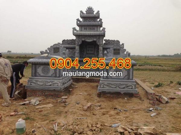 Địa chỉ lắp đặt xây mộ đá tại Hậu Giang uy tín và chất lượng