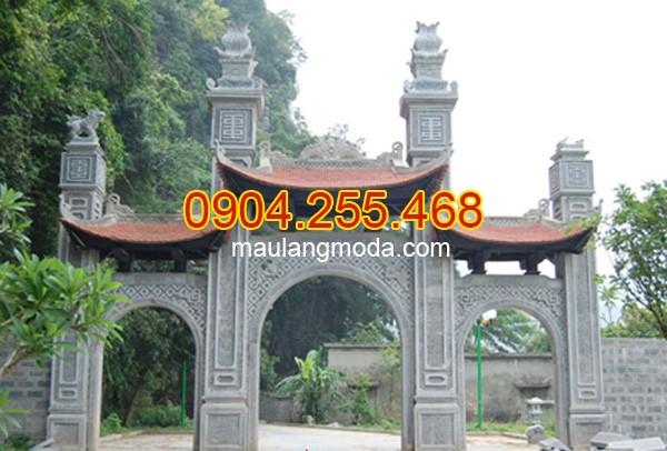 Cổng đá Bình Phước - Địa chỉ bán xây cổng tam quan đá tại Bình Phước