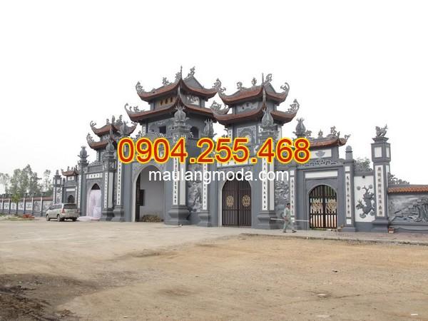 Cổng đá Bình Thuận - Địa chỉ bán xây cổng tam quan đá tại Bình Thuận