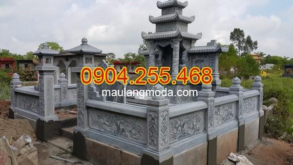 Hình ảnh khu lăng mộ đá Ninh Bình đẹp
