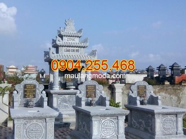 Làm mộ đá ở Bình Phước | Địa chỉ lắp đặt, xây mộ đá ở Bình Phước uy tín