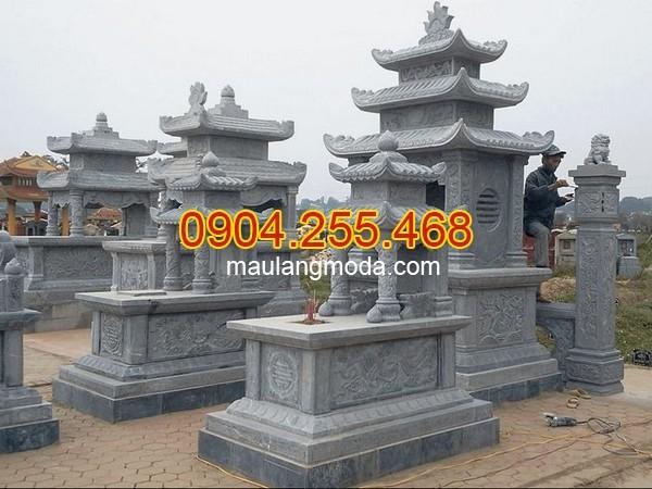 Làm mộ đá ở Bình Thuận | Địa chỉ lắp đặt xây mộ đá ở Bình Thuận uy tín