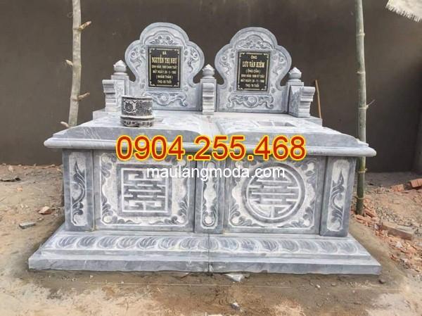 Làm mộ đá ở Cà Mau | Địa chỉ thi công lắp đặt, xây mộ đá ở Cà Mau uy tín