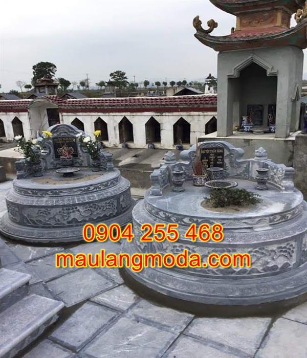 Mẫu mộ đá tròn đẹp giá rẻ kích thước chuẩn phong thủy,Top 30 mẫu mộ đá tròn đẹp giá rẻ kích thước chuẩn phong thủy