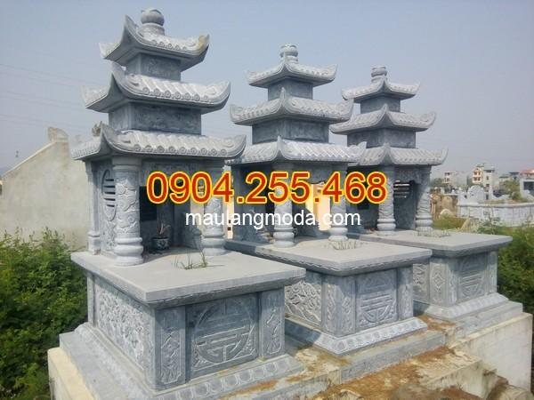 Nhận lắp đặt xây lăng mộ đá ở Ninh Thuận uy tín và chất lượng