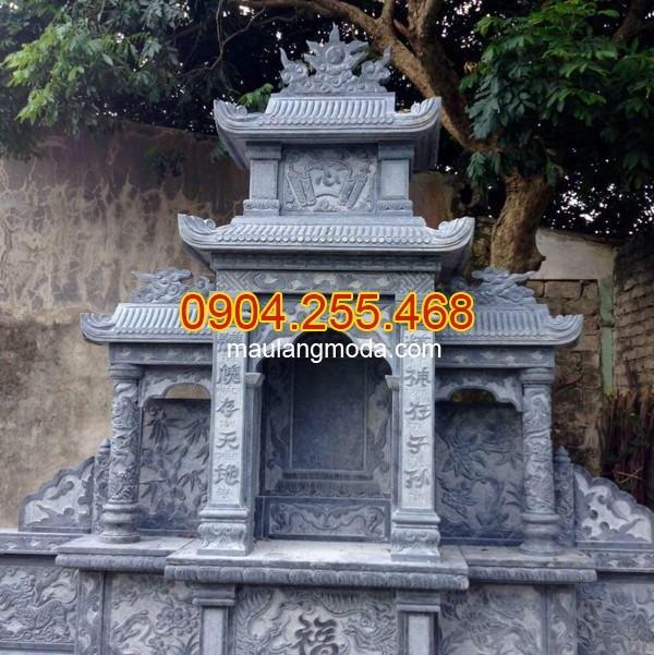 Nhận lắp đặt xây lăng mộ đá tại Tây Ninh uy tín và chất lượng