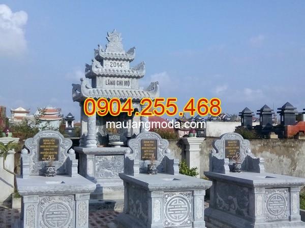 Nhận thi công lắp đặt xây lăng mộ đá tại Bà Rịa - Vũng Tàu