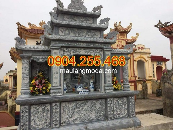 Nhận thi công lắp đặt xây mộ đá tại Đà Nẵng uy tín chất lượng