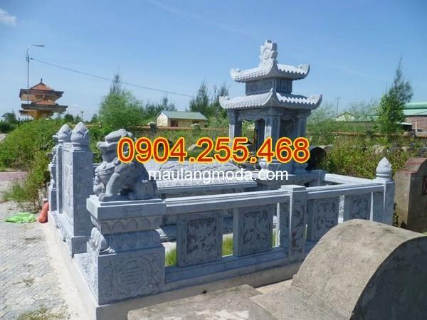 Nhận thi công lắp đặt xây mộ đá tại Bình Định uy tín chất lượng