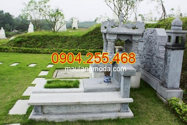 Nhận thi công lắp đặt xây mộ đá tại Bạc Liêu