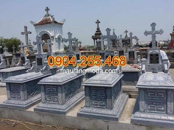 Nhận thi công lắp đặt xây mộ đá tại Hà Giang uy tín chất lượng