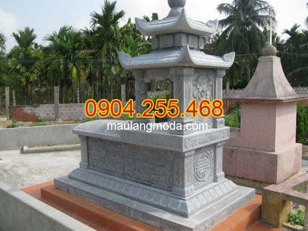 Nhận thi công lắp đặt xây mộ đá tại Hà Tĩnh uy tín chất lượng