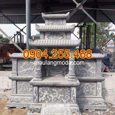 Nhận thi công lắp đặt xây mộ đá tại Hòa Bình uy tín chất lượng