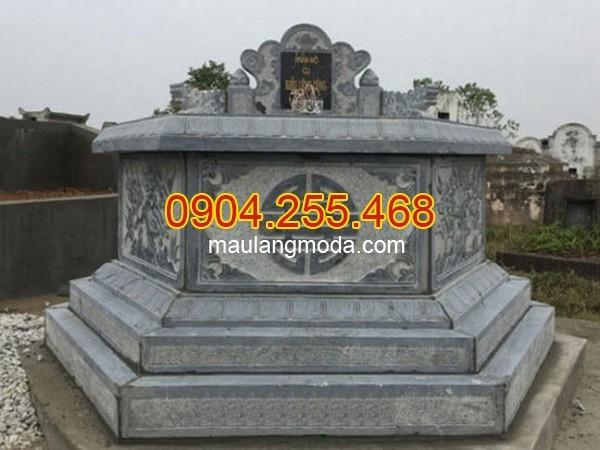 Khu mộ gia đẹp đình tạiPhú Yên
