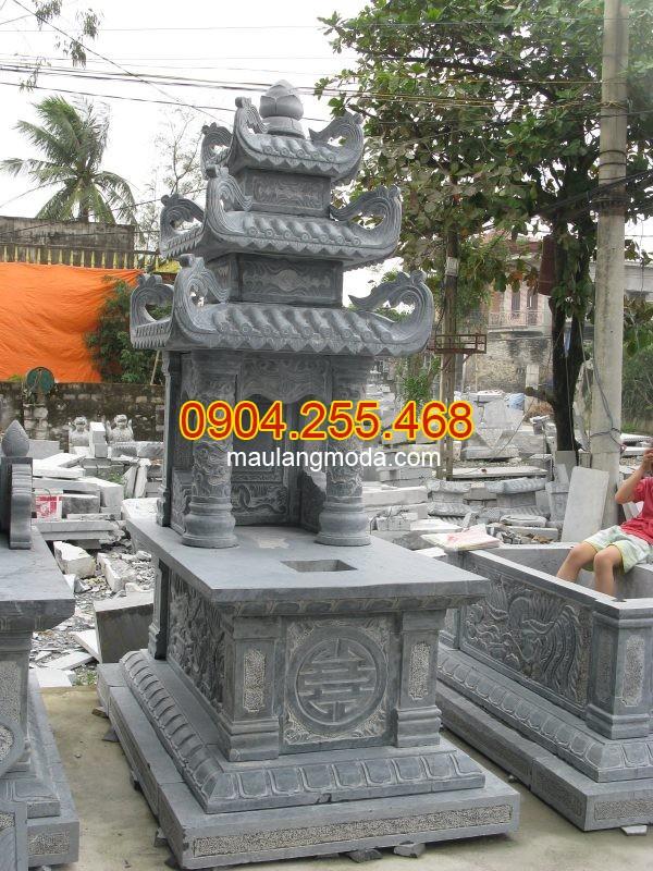 Mộ tròn đá đẹp Phú Thọ, Mua mộ đá tại Phú Thọ, Xậy mộ đá đẹp Phú Thọ,