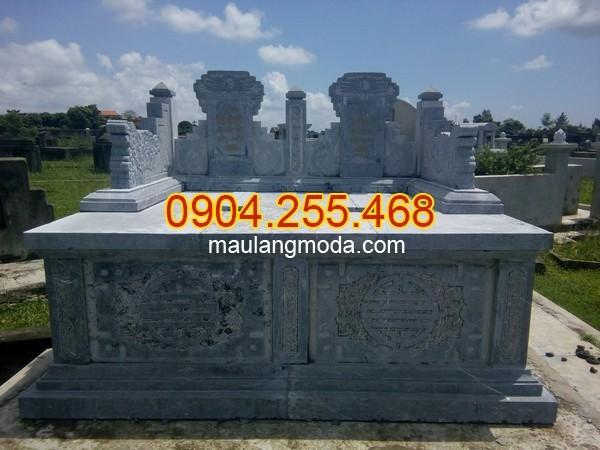 Làm Mộ đá tại Quảng Bình