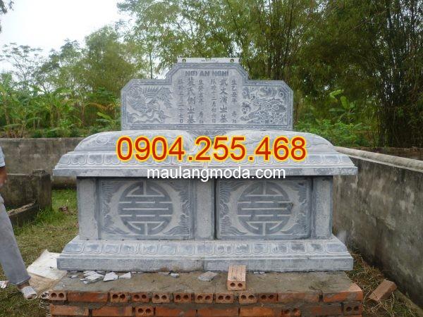 Nhận thiết kế làm xây lăng mộ đá tại Quảng Ninh uy tín chất lượng